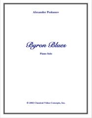 Byron Blues (e-Print)
