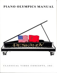 Piano Olympics Manual