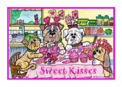 Greeting Card - I'll Lick The Bowl AND The Spoon!