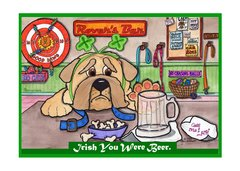Greeting Card - Rx: The Hair Of The Dog That Bit Ya.