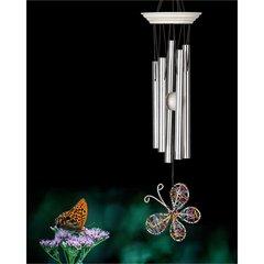 Woodstock Isabelle's Dancing Butterfly - Confetti Wind Chimes