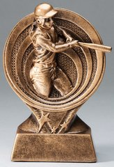 Saturn Series Resin Trophy