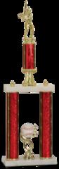 "24"" 2 column trophy"