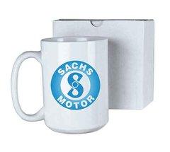 15 oz. White Ceramic Mug with Photo