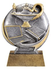"""5"""" Motion Xtreme Resin Trophy"""