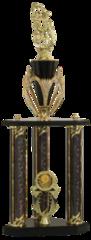 "28"" 3 Column Trophy"