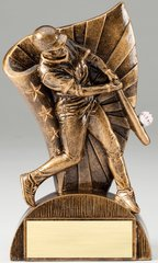 Flag Series Resin Trophy