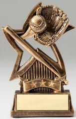 Star Series Resin Trophy