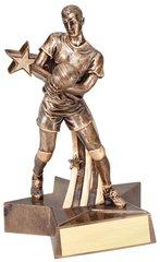 """6 1/2"""" Superstar Resin Trophy"""