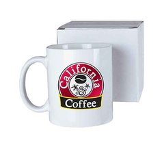 11 oz. White Ceramic Mug with Photo