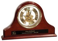 Grand Piano skeleton mantel clock