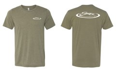 Army Green Soft-Style T-Shirt