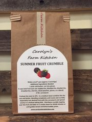 Summer Fruit Crumble Mix