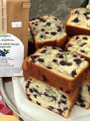 Blueberry Sour Cream PoundCake Mix