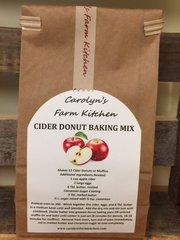 Apple Cider Donut Baking Mix