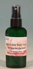 Natural Rose Water Toner