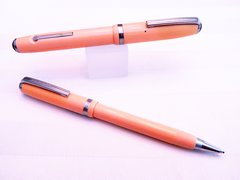 "ESTERBROOK ""Pastel"" pen and pencil set"