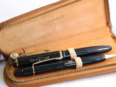 MONTBLANC 342 Pen and Pencil w/case