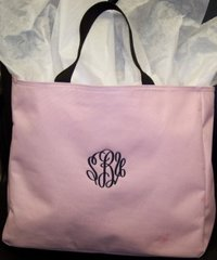 PERSONALIZED CLASSIC TOTE-EMBROIDERED