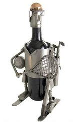 PERSONALIZED SPORTS FANATIC WINE CADDY