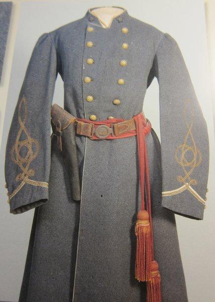 Civil War General Uniform 48