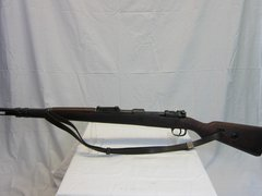 WWII German M98K Mauser Rifle, Demilled Non-Firing - ORIGINAL -