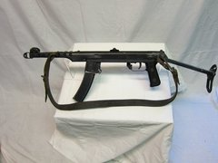 WWII Russian Soviet PPS-42 Submachinegun Demilled Non-Firing - ORIGINAL -