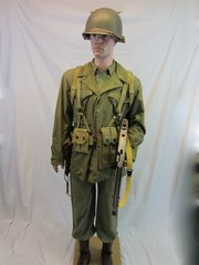 "WWII USMC, Lt. 2nd Marines, ""HERO"" Wounded Twice, Uniform Group, ID'd -ORIGINAL RARE- SOLD-"
