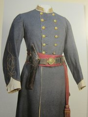 Civil War - Confederate Cavalry Captain's Uniform Frock Coat - ORIGINAL VERY RARE - SOLD