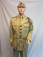 WWII Uniform of General Thomas Holcomb, Commander of the Marine Corps -ORIGINAL VERY RARE -
