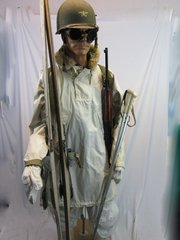 WWII - U.S. 10th Mountain Division Cold Weather Uniform Group, - ORIGINAL-