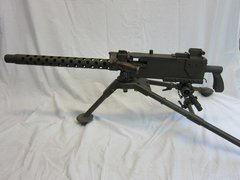 WWII U.S. Browning 1919A4 .30 Caliber Machine gun, Demilled, Non-Firing - ORIGINAL -SOLD