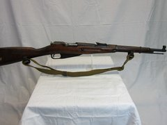 WWII Russian Soviet Model 38 Mosin-Nagant Carbine, Demilled Non-Firing - ORIGINAL -