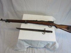 WWII Japanese Type 99 Rifle, Demilled Non-Firing - ORIGINAL -