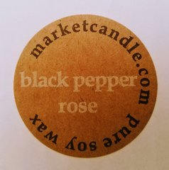 black pepper rose