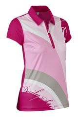 Daily Sports Ladies Lottie Cap Sleeve Ladies Golf Polo Shirt - 743/116