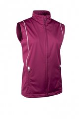 Glenmuir Ladies Portia Full Zip Stretch Wind Gilet