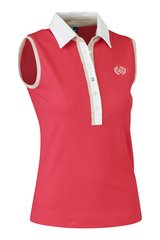 Daily Sports Ladies Shea Sleeveless Golf Polo Shirt - 743/136