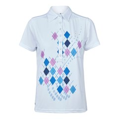 Daily Sports Ladies Neda Short Sleeve Polo Shirt - 843-162