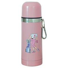 SurprizeShop Lady Golfer Vacuum Flask - Pink