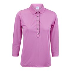 Daily Sports Ladies Mindy 3Quarter Sleeve Polo Shirt 843/107