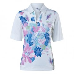 Daily Sports Ladies Signe Half Sleeve Polo Shirt - 843/159