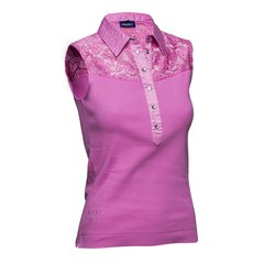 Daily Sports Ladies Cassidy Sleeveless Golf Polo Shirt - 643/150