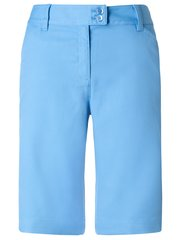 Callaway Ladies Chev Bermuda Short - Colours Blue and Pink