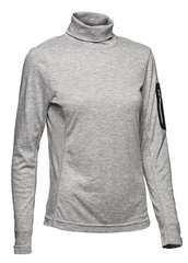Daily Sports Ladies Adela Long Sleeve Mock Neck Shirt - 663/112