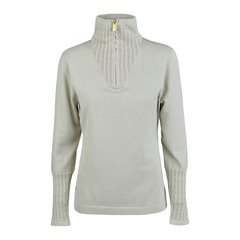 Daily Sports Ladies Kiana Quarter Zip Neck Lined Sweater - 763/531