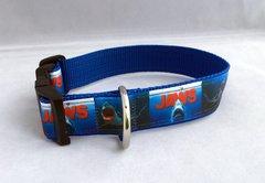 Jaws Handmade Dog Collar