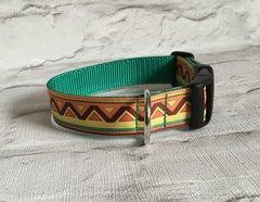 Handmade Dog Collar Mexican Style