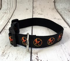 Hunger Games Handmade Dog Collar