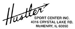 Hustler Sport Center Inc